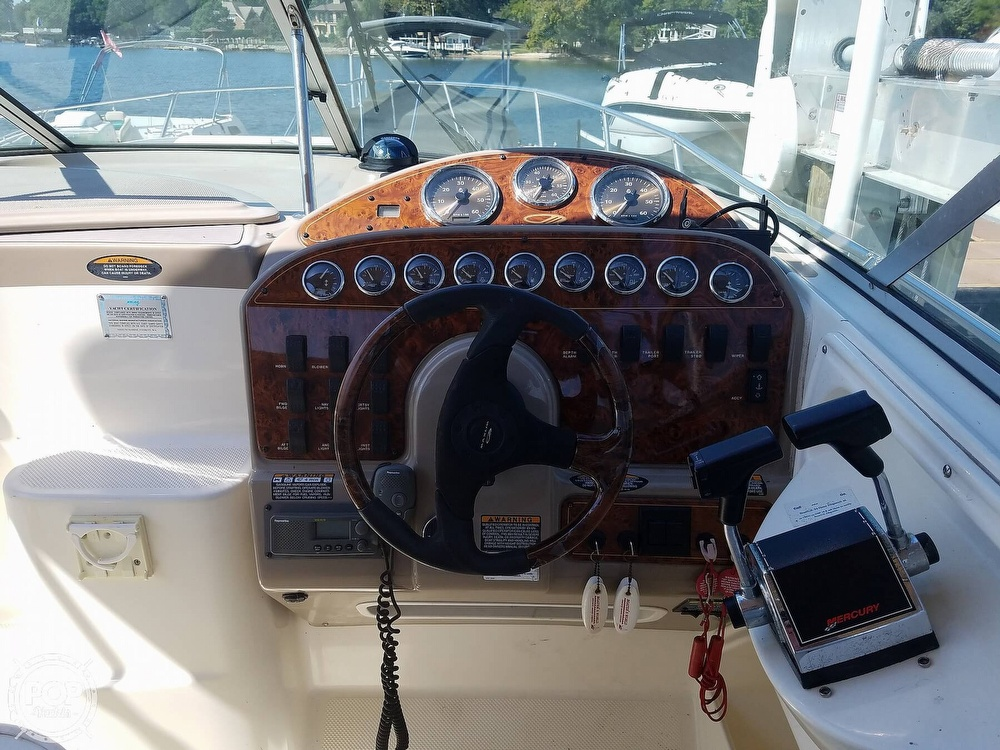 2003 Maxum boat for sale, model of the boat is 2900 SCR & Image # 29 of 40