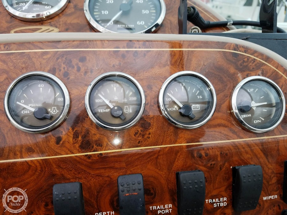 2003 Maxum boat for sale, model of the boat is 2900 SCR & Image # 37 of 40
