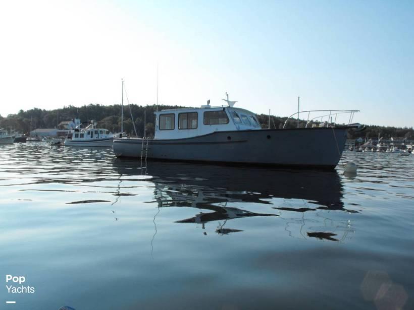 1949 Billings Marine 42 Maine Marine Patrol - #$LI_INDEX