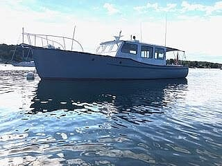 1949 Billings Marine boat for sale, model of the boat is 42 Maine Marine Patrol & Image # 3 of 12