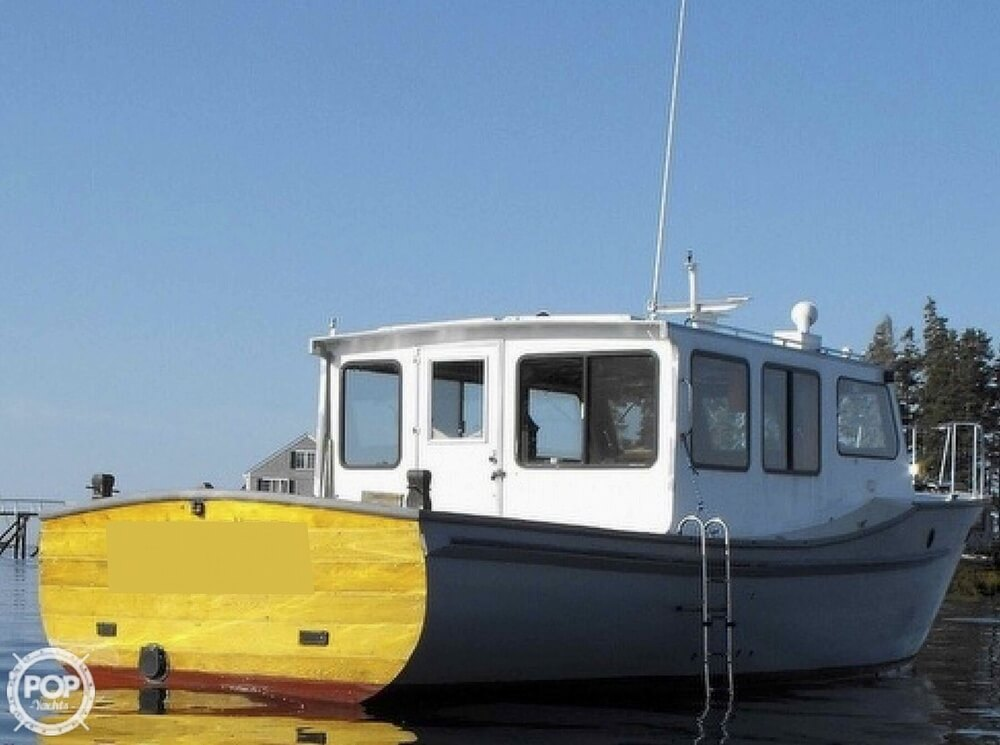 1949 Billings Marine boat for sale, model of the boat is 42 Maine Marine Patrol & Image # 2 of 12
