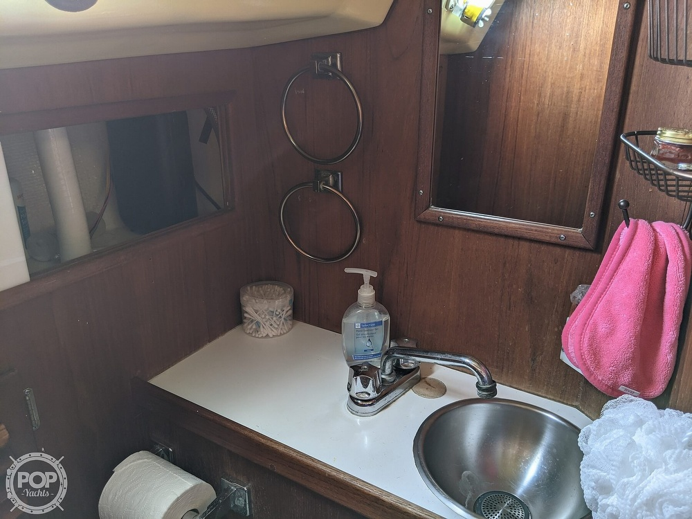 1974 C & C boat for sale, model of the boat is 35 Mark II & Image # 7 of 40