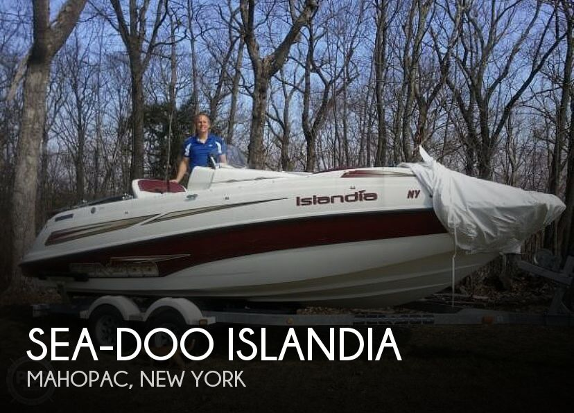 2003 Sea Doo PWC boat for sale, model of the boat is Islandia & Image # 1 of 1