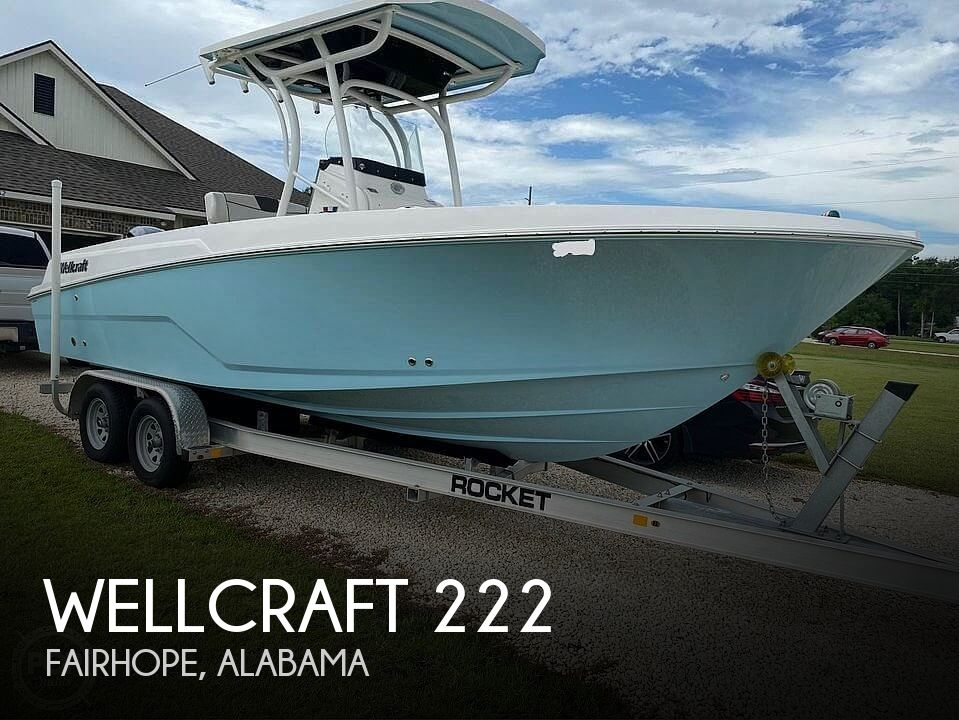 Used Wellcraft Fishing boats For Sale by owner   2019 Wellcraft 22 fisherman