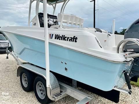 Wellcraft 222 Fisherman!