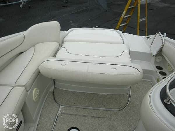 2006 Crownline boat for sale, model of the boat is 262 ex & Image # 34 of 40