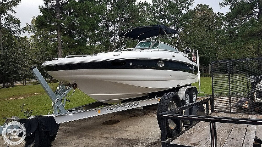 2006 Crownline boat for sale, model of the boat is 262 ex & Image # 2 of 40