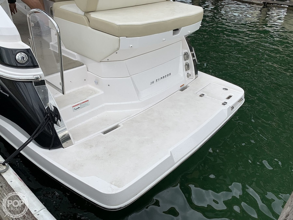 2012 Regal boat for sale, model of the boat is 28 Express & Image # 16 of 40