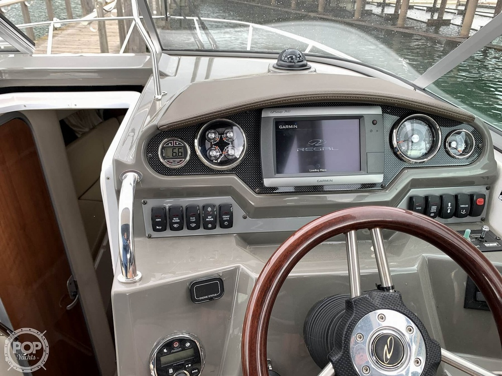 2012 Regal boat for sale, model of the boat is 28 Express & Image # 25 of 40