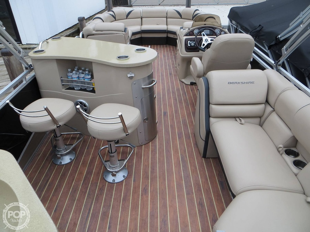 2016 Berkshire Pontoons boat for sale, model of the boat is 25E STS & Image # 6 of 40