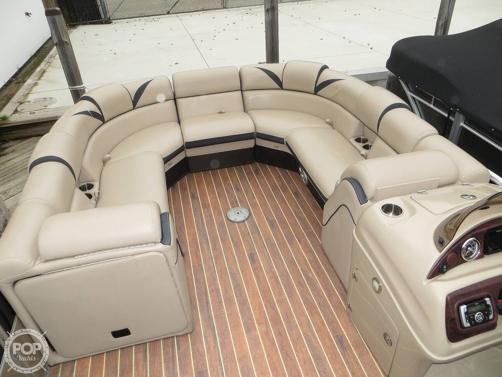 2016 Berkshire Pontoons boat for sale, model of the boat is 25E STS & Image # 19 of 40