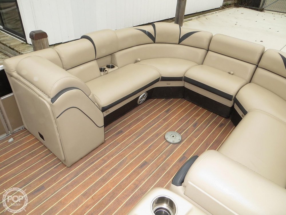2016 Berkshire Pontoons boat for sale, model of the boat is 25E STS & Image # 20 of 40