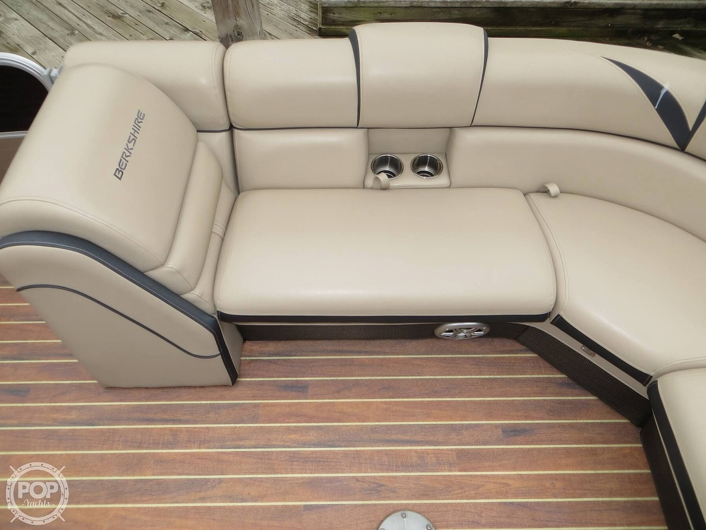 2016 Berkshire Pontoons boat for sale, model of the boat is 25E STS & Image # 22 of 40