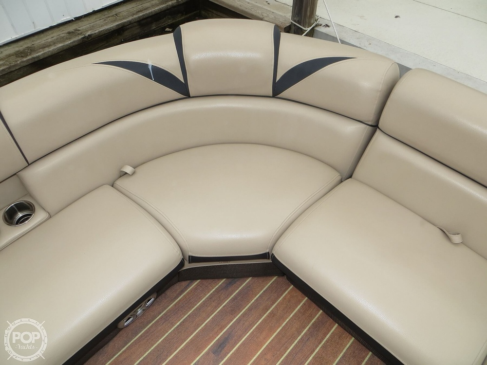 2016 Berkshire Pontoons boat for sale, model of the boat is 25E STS & Image # 25 of 40