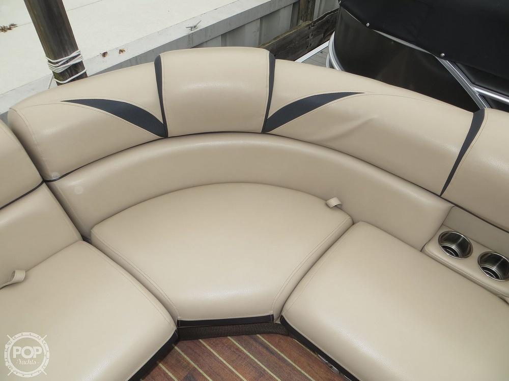 2016 Berkshire Pontoons boat for sale, model of the boat is 25E STS & Image # 29 of 40