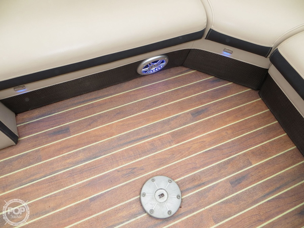 2016 Berkshire Pontoons boat for sale, model of the boat is 25E STS & Image # 36 of 40