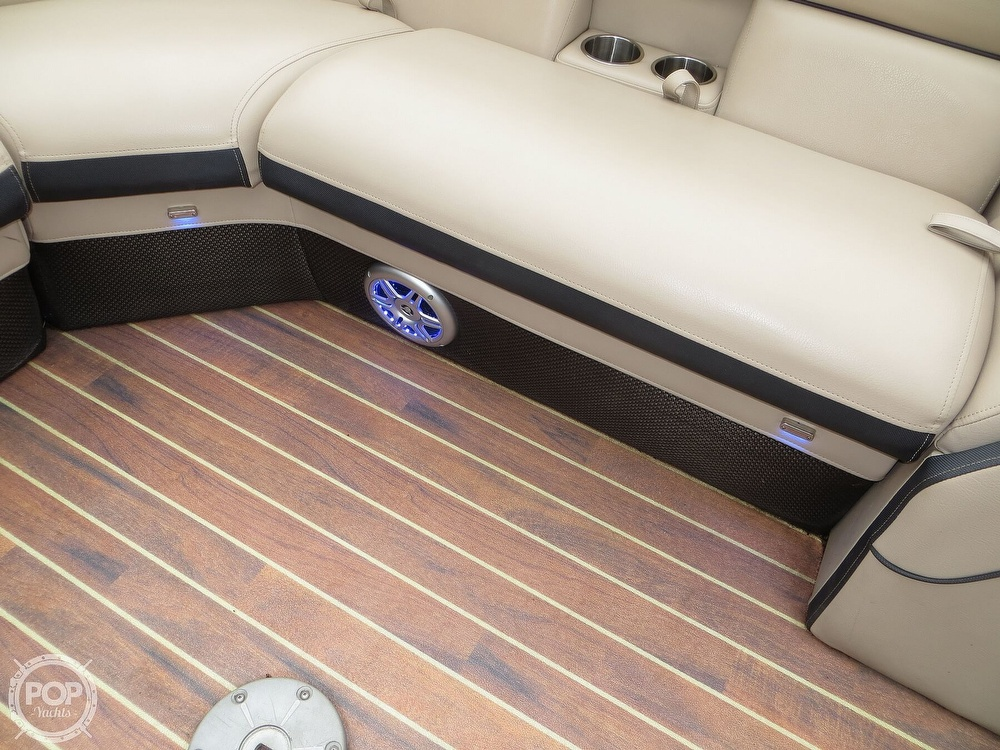 2016 Berkshire Pontoons boat for sale, model of the boat is 25E STS & Image # 37 of 40