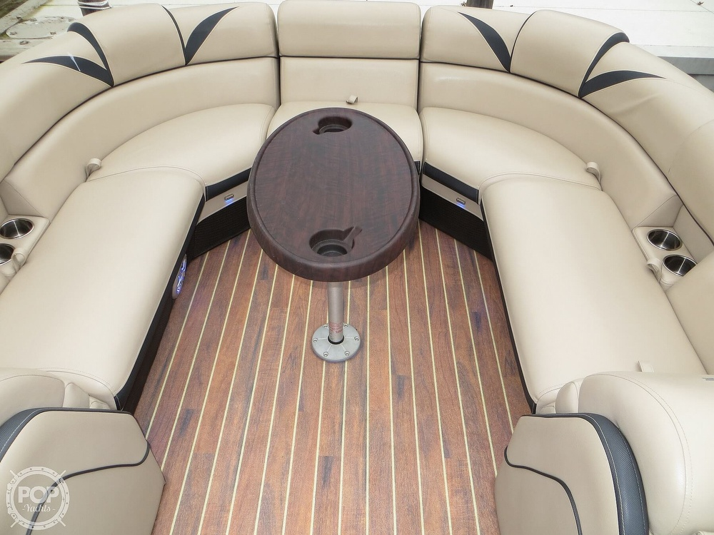 2016 Berkshire Pontoons boat for sale, model of the boat is 25E STS & Image # 38 of 40