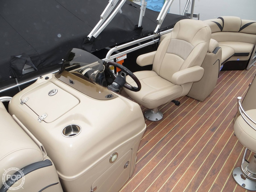 2016 Berkshire Pontoons boat for sale, model of the boat is 25E STS & Image # 40 of 40