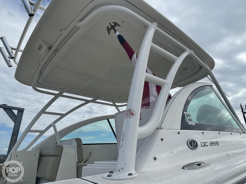 2016 Pursuit boat for sale, model of the boat is 265 DC & Image # 8 of 40