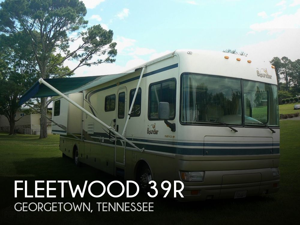 2002 Fleetwood Fleetwood 39R