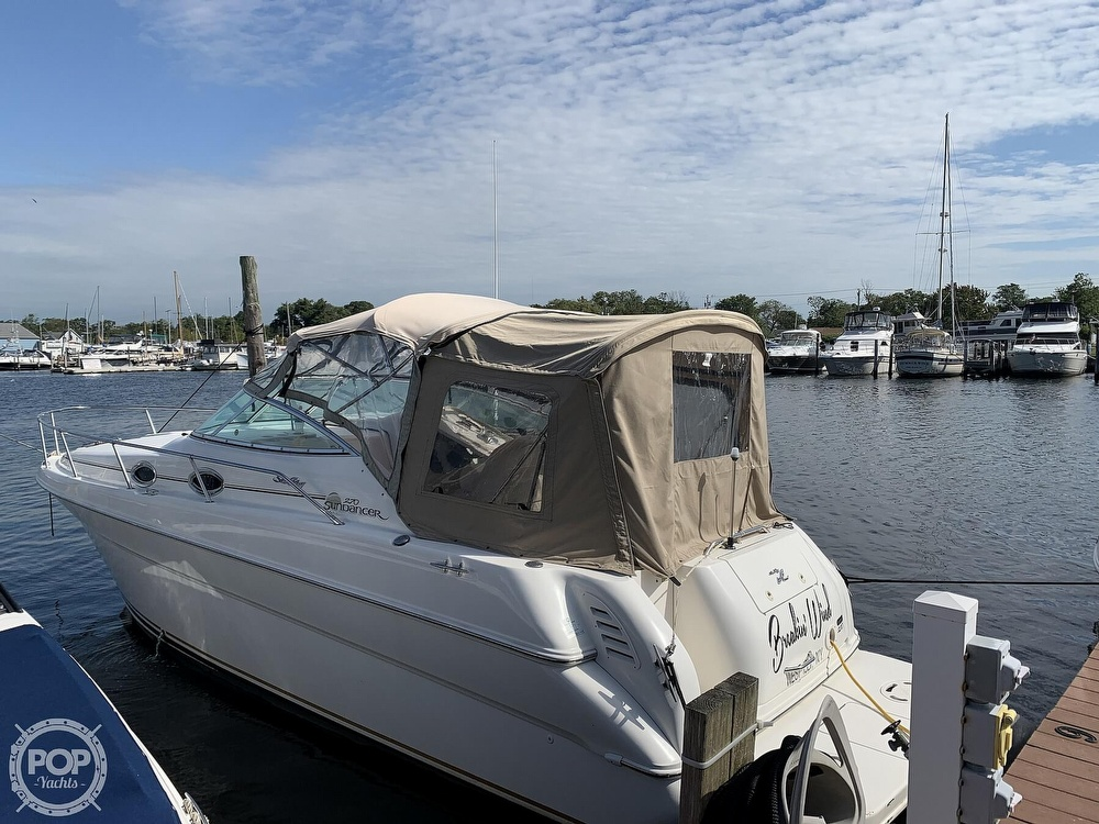 2000 Sea Ray boat for sale, model of the boat is 270 Sundancer & Image # 2 of 40