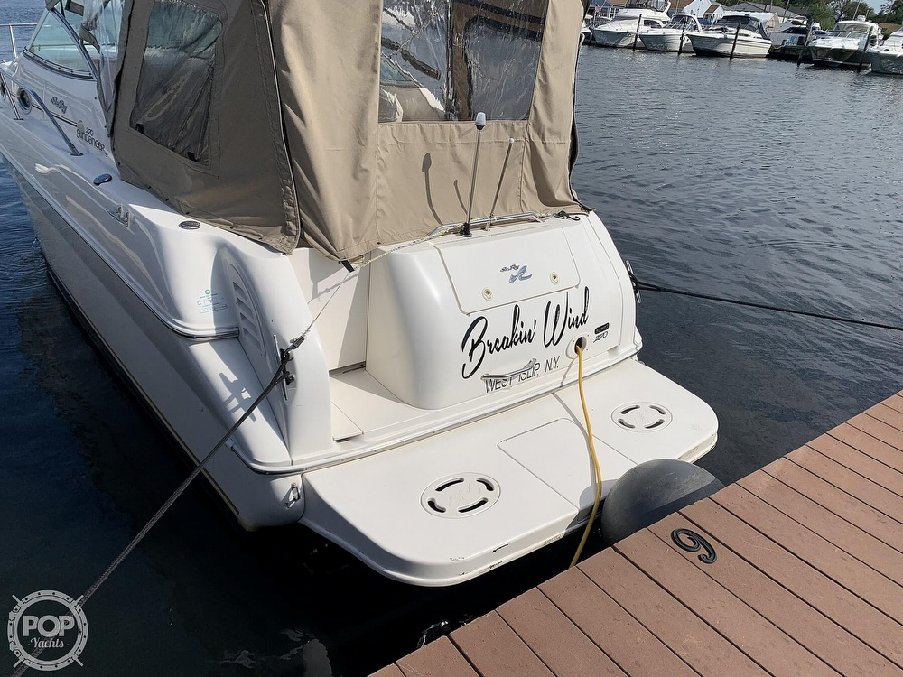 2000 Sea Ray boat for sale, model of the boat is 270 Sundancer & Image # 4 of 40
