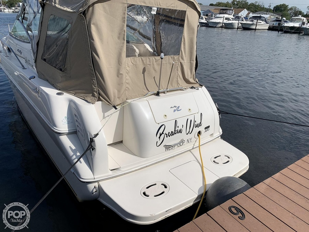 2000 Sea Ray boat for sale, model of the boat is 270 Sundancer & Image # 6 of 40