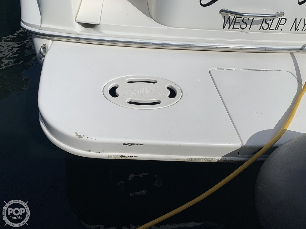 2000 Sea Ray boat for sale, model of the boat is 270 Sundancer & Image # 13 of 40