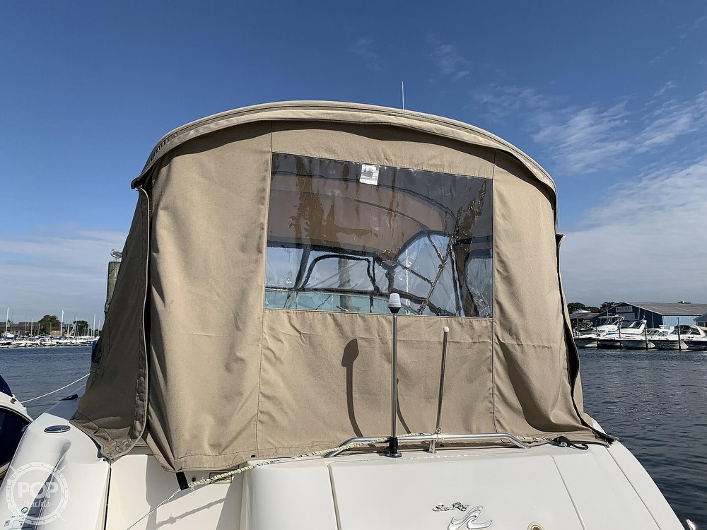 2000 Sea Ray boat for sale, model of the boat is 270 Sundancer & Image # 14 of 40