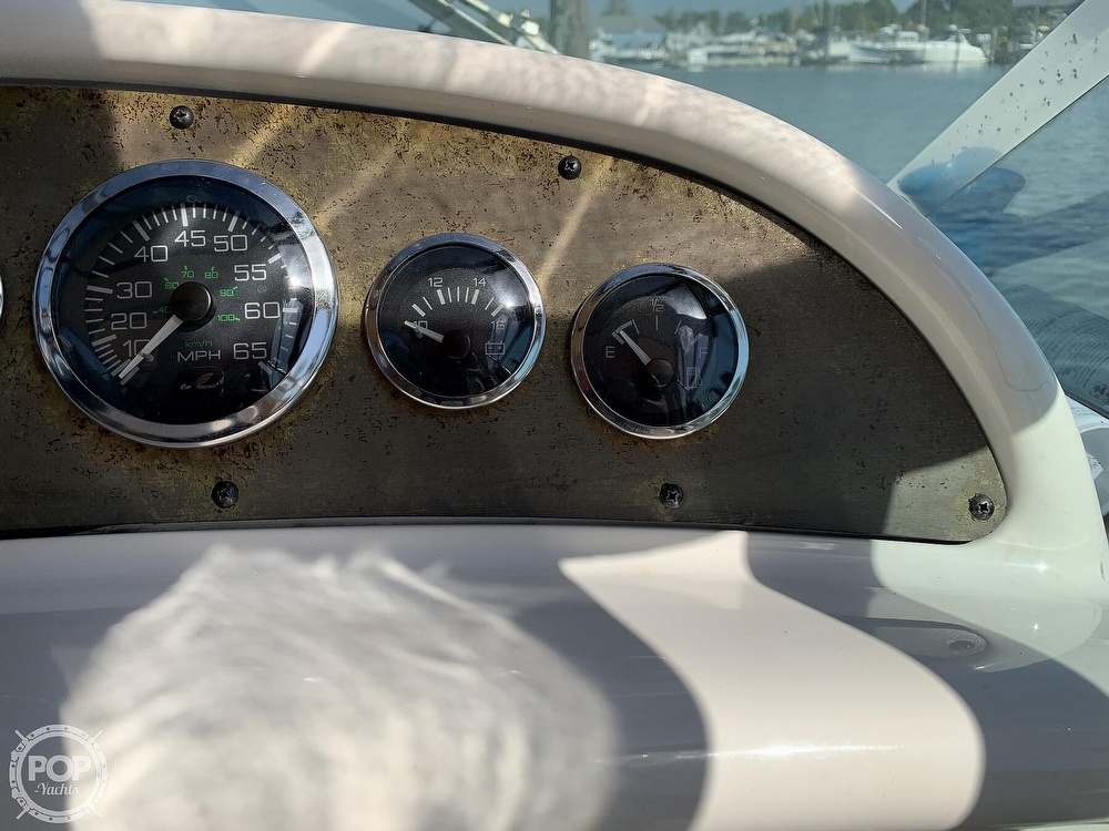 2000 Sea Ray boat for sale, model of the boat is 270 Sundancer & Image # 40 of 40