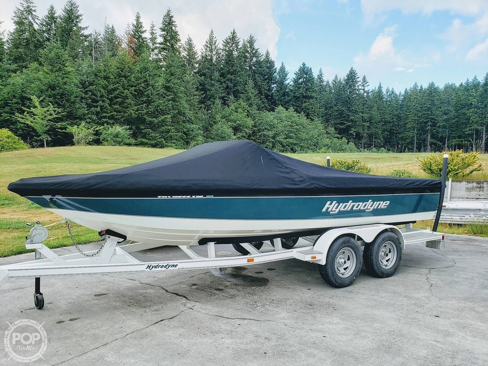 1995 Hydrodyne boat for sale, model of the boat is 20 Grand Sport BR & Image # 3 of 11