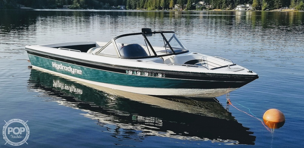 1995 Hydrodyne boat for sale, model of the boat is 20 Grand Sport BR & Image # 5 of 11