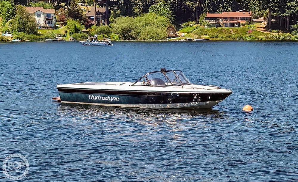 1995 Hydrodyne boat for sale, model of the boat is 20 Grand Sport BR & Image # 4 of 11