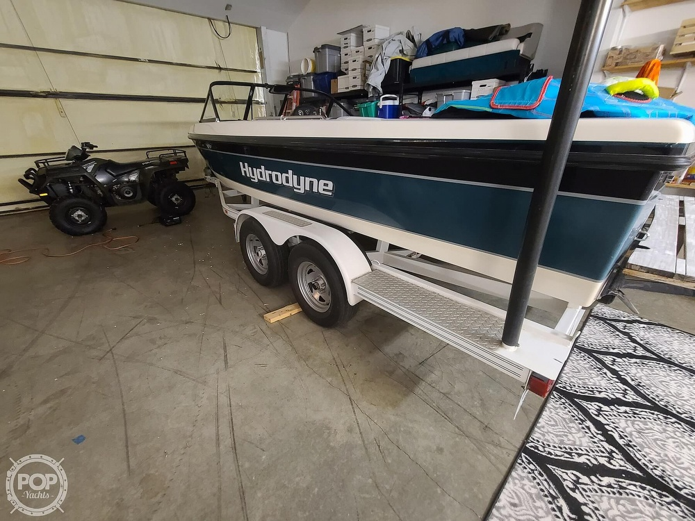 1995 Hydrodyne boat for sale, model of the boat is 20 Grand Sport BR & Image # 7 of 11