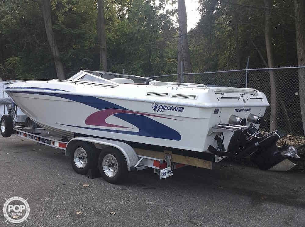 1997 Checkmate boat for sale, model of the boat is Convincor 256 & Image # 2 of 40