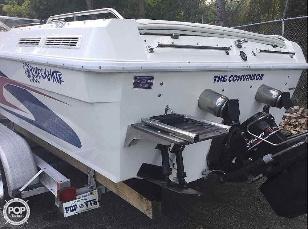 1997 Checkmate boat for sale, model of the boat is Convincor 256 & Image # 12 of 40