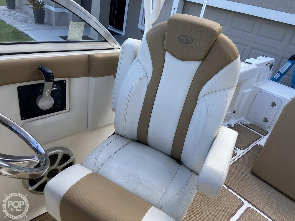 2014 Seaswirl boat for sale, model of the boat is Striper 220 DC & Image # 9 of 40