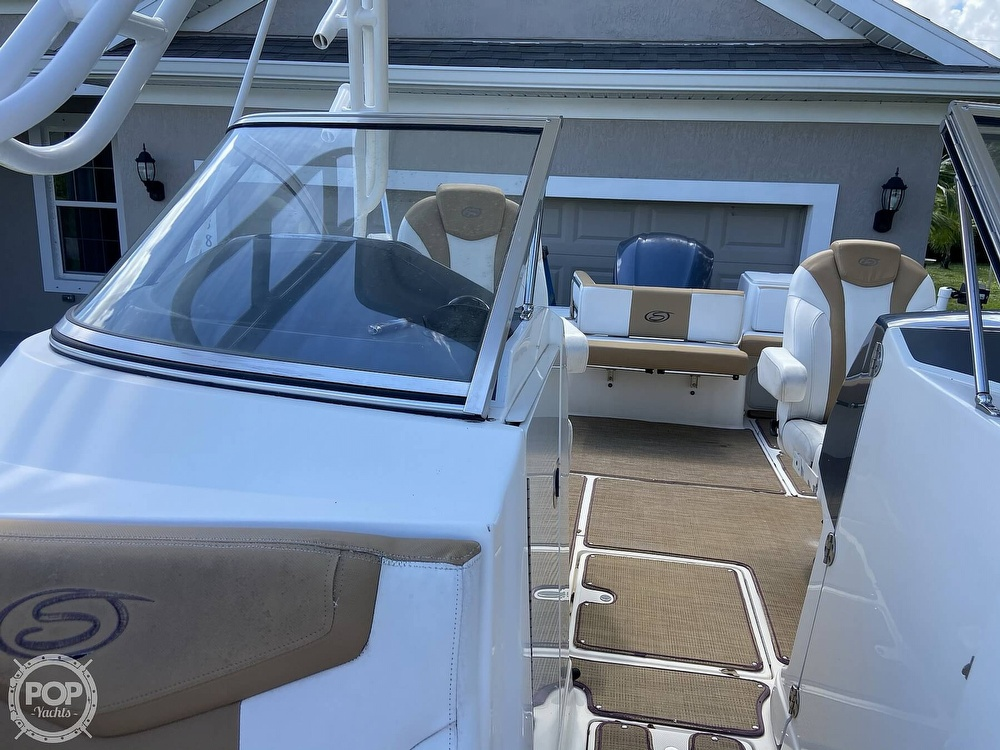 2014 Seaswirl boat for sale, model of the boat is Striper 220 DC & Image # 11 of 40