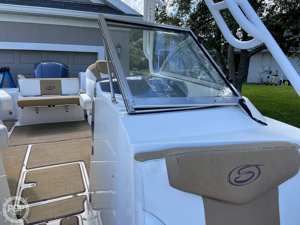 2014 Seaswirl boat for sale, model of the boat is Striper 220 DC & Image # 13 of 40
