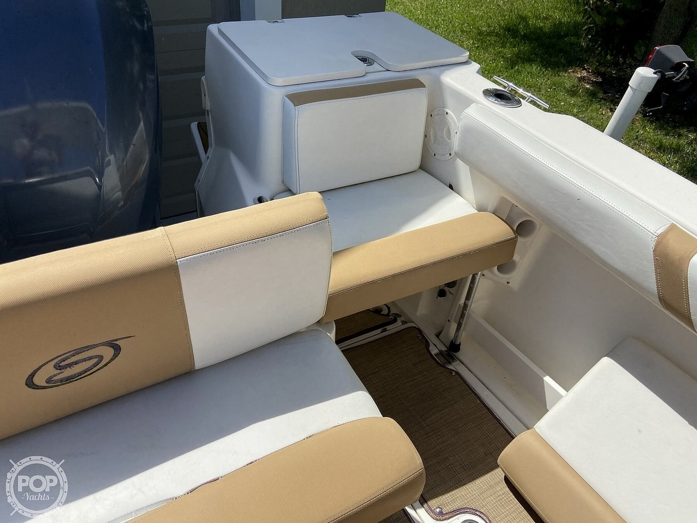 2014 Seaswirl boat for sale, model of the boat is Striper 220 DC & Image # 18 of 40