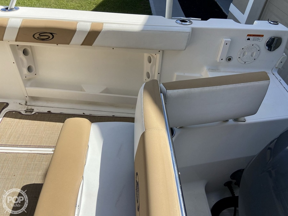 2014 Seaswirl boat for sale, model of the boat is Striper 220 DC & Image # 12 of 40