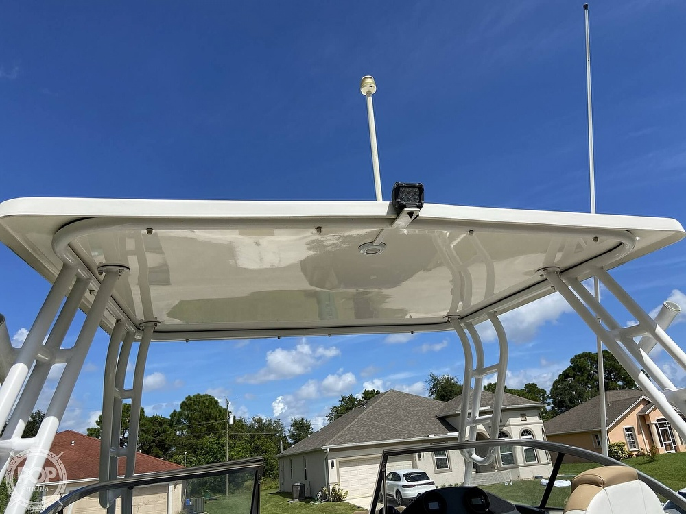 2014 Seaswirl boat for sale, model of the boat is Striper 220 DC & Image # 22 of 40