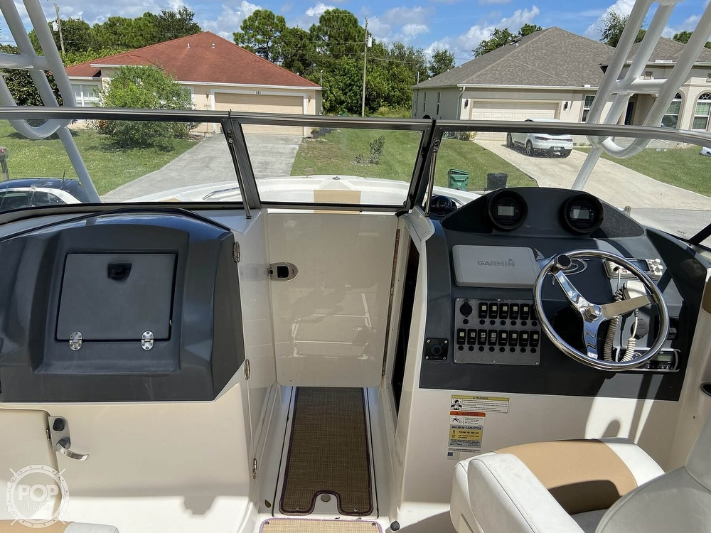 2014 Seaswirl boat for sale, model of the boat is Striper 220 DC & Image # 33 of 40