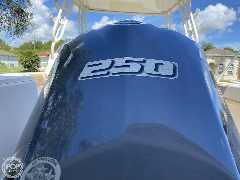 2014 Seaswirl boat for sale, model of the boat is Striper 220 DC & Image # 39 of 40