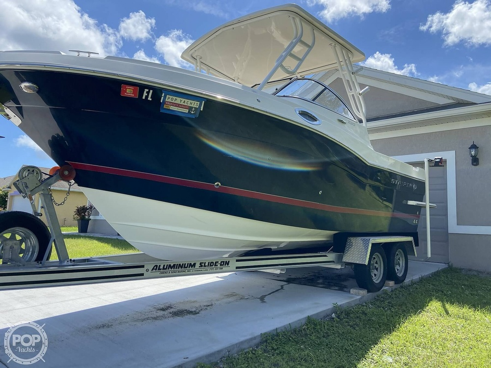 2014 Seaswirl boat for sale, model of the boat is Striper 220 DC & Image # 6 of 40