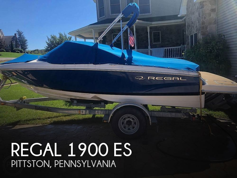 2015 Regal boat for sale, model of the boat is 1900 ES & Image # 1 of 40