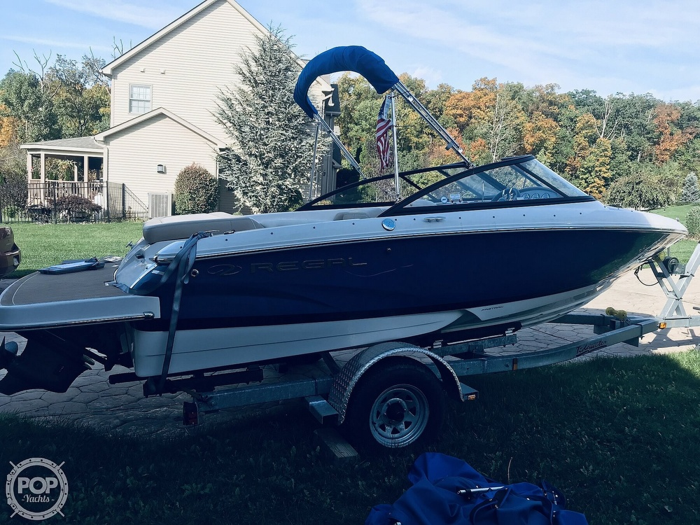 2015 Regal boat for sale, model of the boat is 1900 ES & Image # 13 of 40