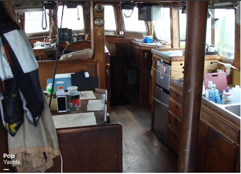 1978 Skookum boat for sale, model of the boat is 53 & Image # 5 of 40