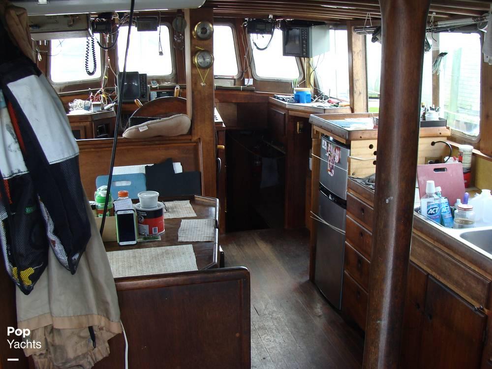 1978 Skookum boat for sale, model of the boat is 53 & Image # 18 of 40